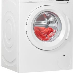 SIEMENS Waschmaschine, Energieeffizienzklasse A+++, weiß