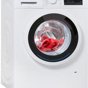 SIEMENS Waschmaschine iQ300 WM14N0ECO, Fassungsvermögen: 6 kg, weiß, Energieeffizienzklasse: A+++