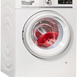 SIEMENS Waschmaschine iQ700 WM14W570, Fassungsvermögen: 8 kg, weiß, Energieeffizienzklasse: A+++