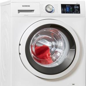 SIEMENS Waschmaschine iQ500 WM14T641, Fassungsvermögen: 8 kg, weiß, Energieeffizienzklasse: A+++