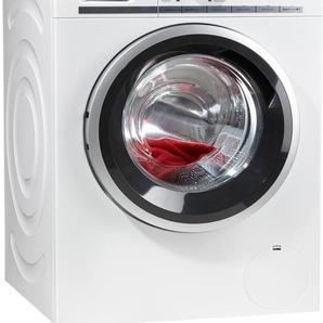 SIEMENS Waschmaschine iQ700 WM16W540, Fassungsvermögen: 8 kg, weiß, Energieeffizienzklasse: A+++