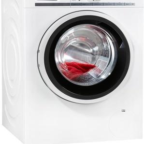 SIEMENS Waschmaschine IQ 700 WM16W5ECO, Fassungsvermögen: 9 kg, weiß, Energieeffizienzklasse: A+++