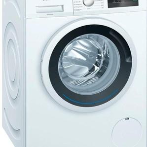 SIEMENS Waschmaschine iQ300 WM14N040, weiß, Energieeffizienzklasse: A+++