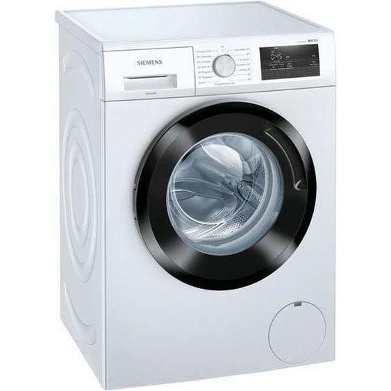 SIEMENS Waschmaschine iQ300 WM14N0K4, 7 kg, 1400 U/min, Energieeffizienz: D