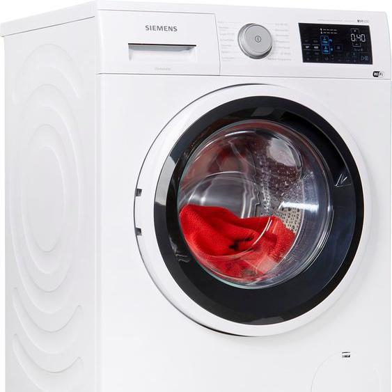 SIEMENS Waschmaschine iQ500 WM14UP40, 9 kg, 1400 U/min, Energieeffizienz: C