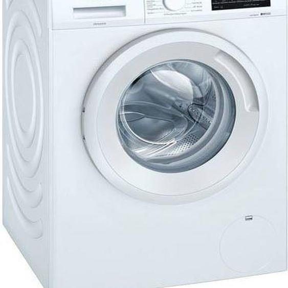 SIEMENS Waschmaschine iQ500 WU14UT20, 8 kg, 1400 U/min, Energieeffizienz: C