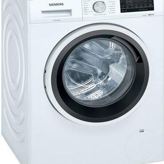 SIEMENS Waschmaschine iQ500 WU14UT40, 8 kg, 1400 U/min, Energieeffizienz: C