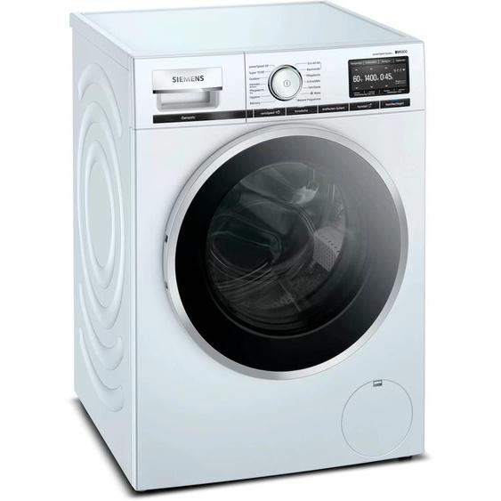SIEMENS Waschmaschine, WM14VG43, 9 kg, 1400 U/min A (A bis G) Einheitsgröße weiß Waschmaschinen SOFORT LIEFERBARE Haushaltsgeräte Waschmaschine