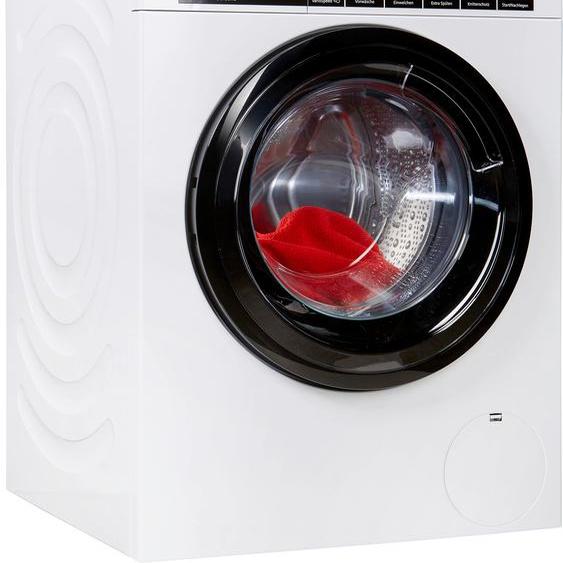 SIEMENS Waschmaschine WM14VMA2, iQ700, 9 kg, 1400 U/min B (A bis G) Einheitsgröße weiß Waschmaschinen SOFORT LIEFERBARE Haushaltsgeräte