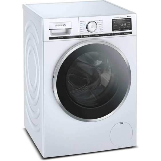 SIEMENS Waschmaschine, WM16XF40, 9 kg, 1600 U/min C (A bis G) Einheitsgröße weiß Waschmaschinen SOFORT LIEFERBARE Haushaltsgeräte Waschmaschine