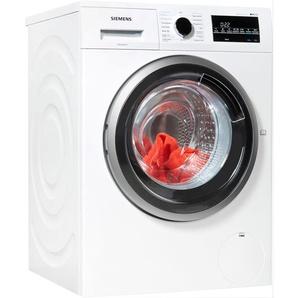SIEMENS Waschtrockner iQ500 WD15G443, weiß, Energieeffizienzklasse: A