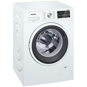 SIEMENS Waschvollautomat  WM 14 T 421 - Glas , Kunststoff, Metall-lackiert - 59,8 cm - 84,8 cm - 55 cm   Möbel Kraft