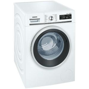 SIEMENS Waschvollautomat  WM 16 W 540 - weiß - Metall-lackiert, Kunststoff - 60 cm - 84,5 cm - 59 cm   Möbel Kraft