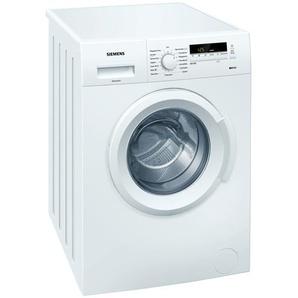 SIEMENS Waschvollautomat  WM14B222 ¦ weiß ¦ Kunststoff, Metall, Edelstahl ¦ Maße (cm): B: 60 H: 85 T: 55 Elektrogeräte  Waschmaschinen » Höffner