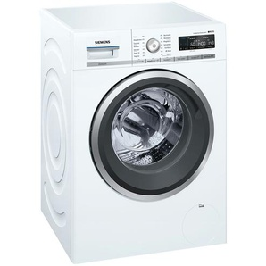 SIEMENS Waschvollautomat  WM4WH640 - weiß - Edelstahl, Kunststoff, Metall, Glas - 59,8 cm - 84,8 cm - 59 cm   Möbel Kraft