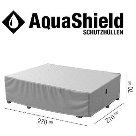 Siena Garden Aqua Shield Loungegruppenhaube 270x210x70cm Hellgrau