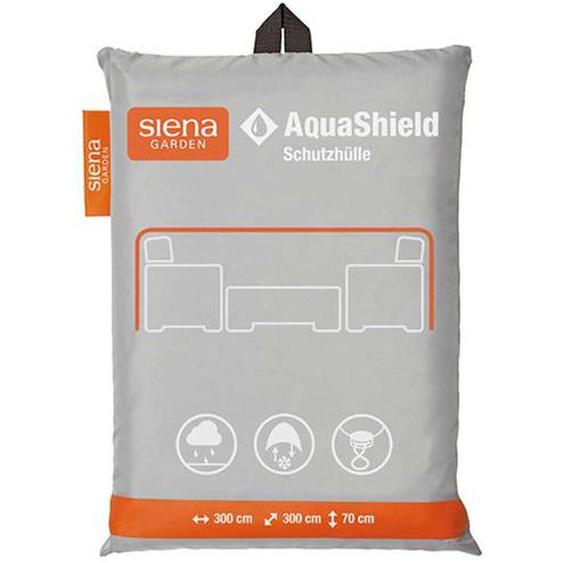 Siena Garden Aqua Shield Loungegruppenhülle 300x300x70cm Hellgrau