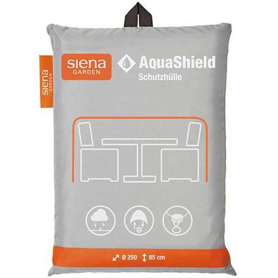 Siena Garden Aqua Shield Sitzgruppenhaube Ø250x85cm Hellgrau