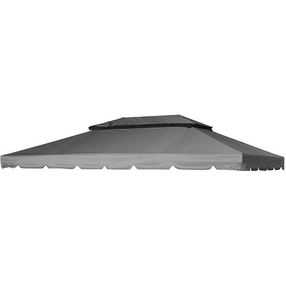 Siena Garden Dach Dubai 3x4 Grau
