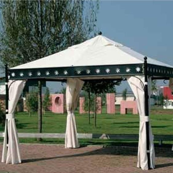 Siena Garden Ersatzdach natur zu Pavillon Korfu 350x350cm Natur