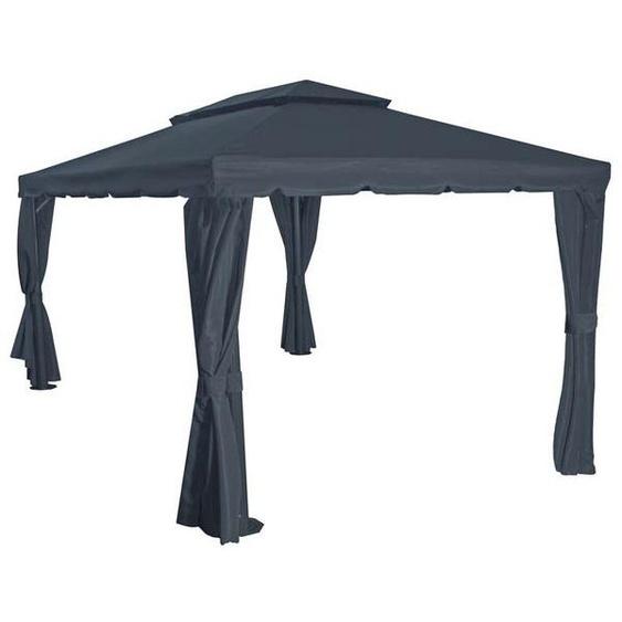 Siena Garden Ersatzdach zu Pavillon Dubai 300x400cm, grau Dunkelgrau