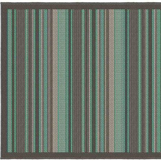 SIENA GARDEN Outdoor-Teppich, ca. 190x133 cm, inkl. Tasche, faltbar