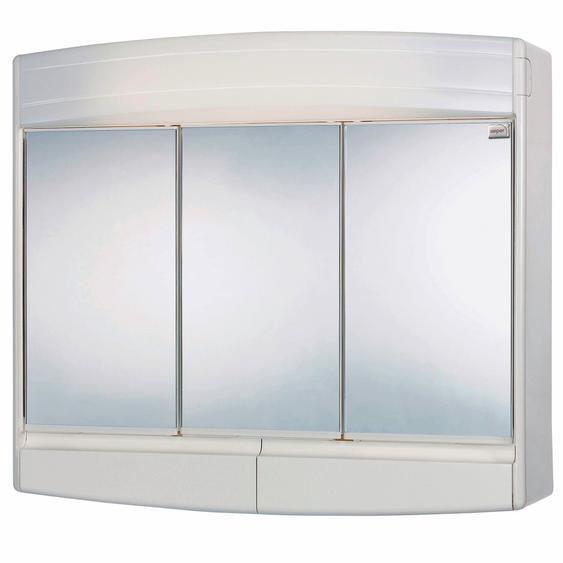 Sieper Spiegelschrank Topas Eco 60 cm Weiß EEK: A