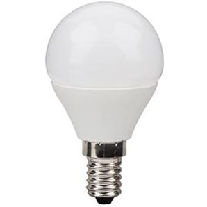 Sigor LED Kugellampe Ecolux E14, 8 W, 2700 K