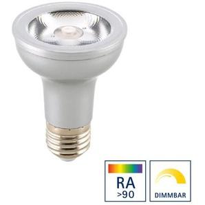 Sigor LED Reflektorlampe PAR20 Argent E27, 8 W, Ra90, 3000 K, dimmbar