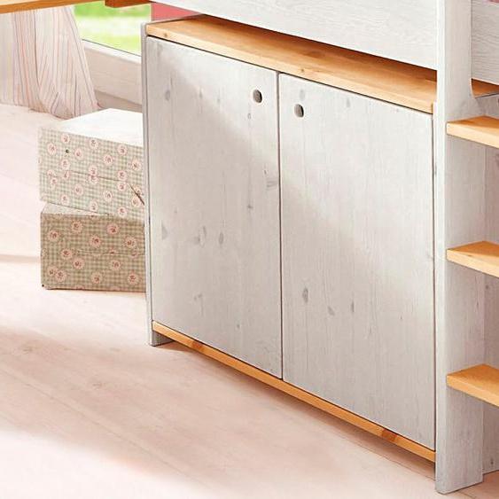 Silenta Kommode 95x42x90 cm beige Kinder Kinderkommoden Kindermöbel Sideboards