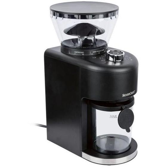 SILVERCREST® Kaffeemühle Kegelmahlwerk SKKM 200 A1