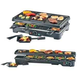 SILVERCREST® Raclette Grill SRG 1200 B2 / SRGL 1200 A1