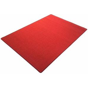 Sisalteppich »Trumpf«, Living Line, rechteckig, Höhe 6 mm, Obermaterial: 100% Sisal, Wohnzimmer
