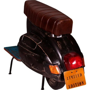 SIT Barhocker »This&That«. aus einem altem Motorroller gefertigt