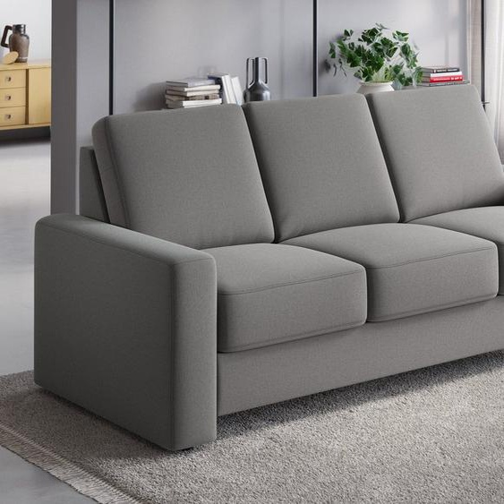 sit&more 3-Sitzer, mit komfortabler Federkernpolsterung