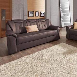 sit&more Garnitur, 3- und 2-Sitzer, mit komfortablem Federkern