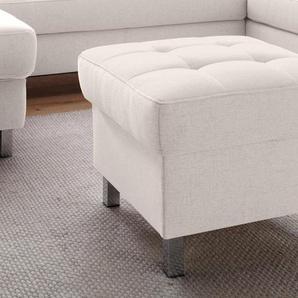 sit&more Polsterhocker, mit Stauraumfach