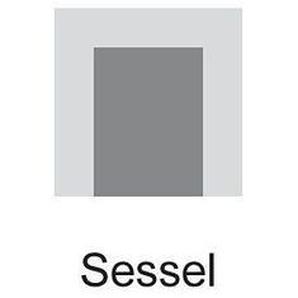 sit&more TV-Sessel, FSC®-zertifiziert, orange