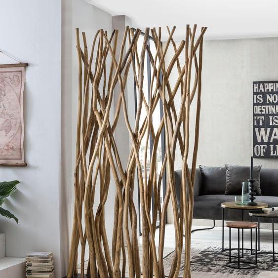 SIT Raumteiler Romanteaka TOPSELLER 100x20x200 cm beige Paravents Wohnaccessoires Regale