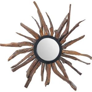 SIT Spiegel »Romanteaka«, aus recyceltem Altholz Teak