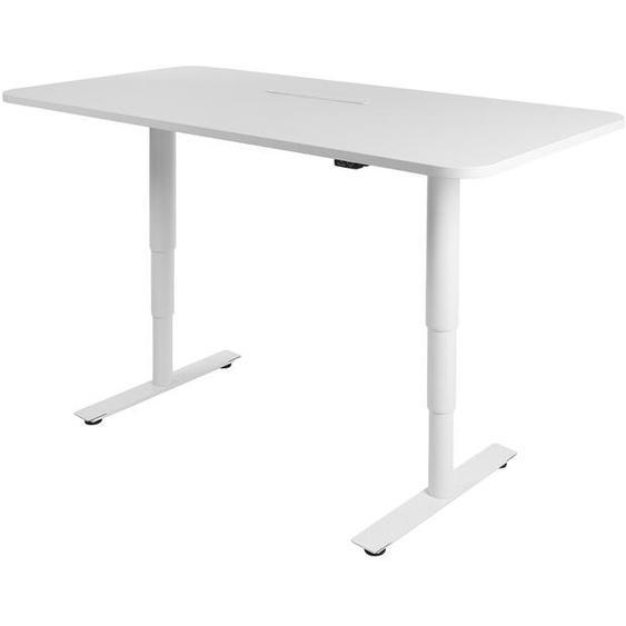 Sitness X Kinder-Schreibtisch  Sitness X Up Table 20 ¦ weiß