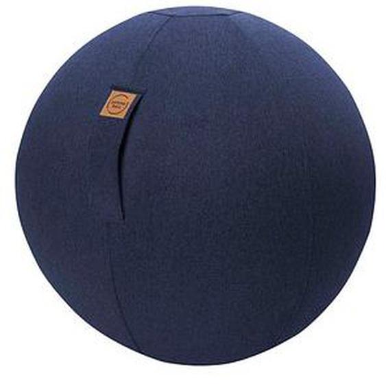 SITTING BALL FELT Sitzball blau