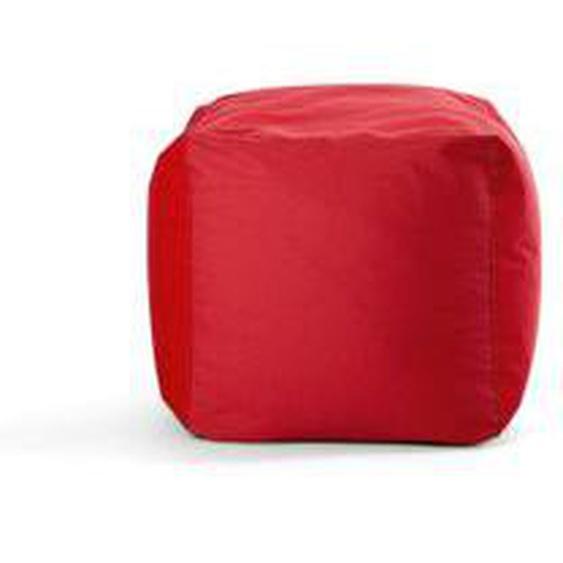 Sitting Bull - Cube, rot