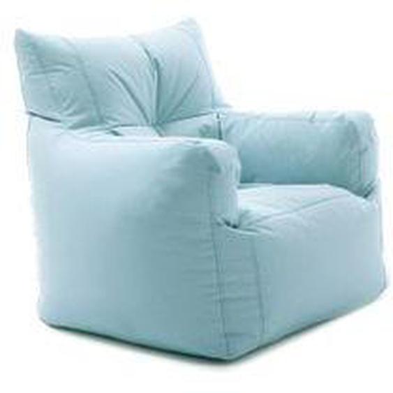 Sitting Bull - Zapp Sessel, meeresblau