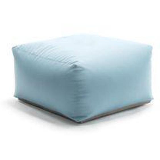 Sitting Bull - Zipp Tisch, meeresblau