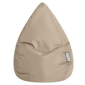 SITTING POINT BeanBag BRAVA® L Sitzsack braun