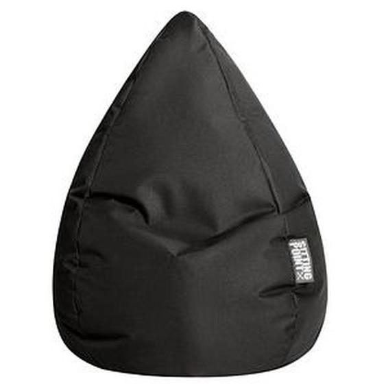 SITTING POINT BeanBag BRAVA® L Sitzsack schwarz