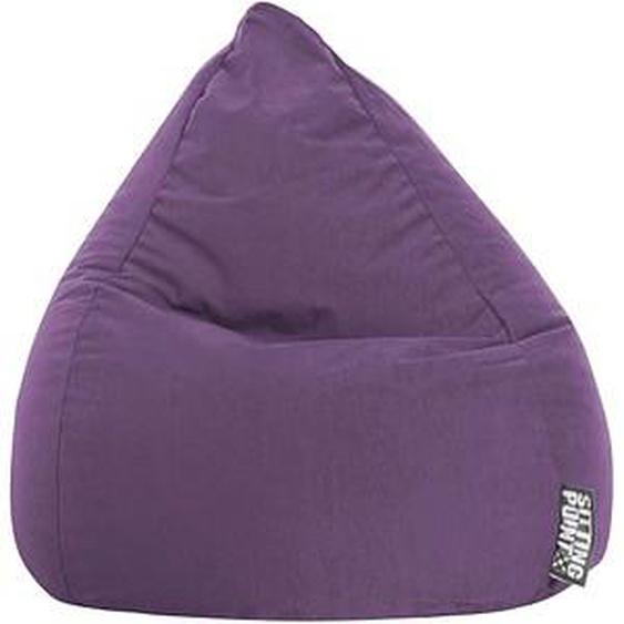 SITTING POINT BeanBag Easy XL Sitzsack lila