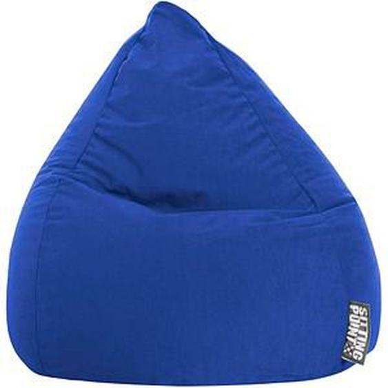SITTING POINT BeanBag Easy XXL Sitzsack blau