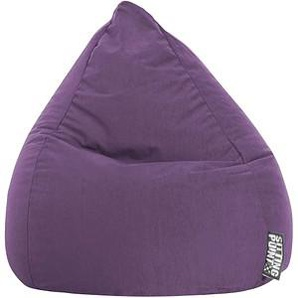 SITTING POINT BeanBag Easy XXL Sitzsack lila